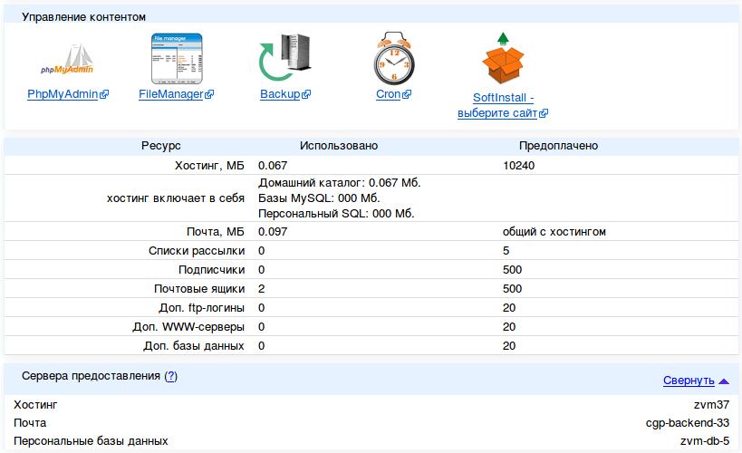 Хостинг для персонального сайта перенос базы данных sql на хостинг
